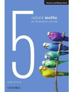 Oxford Maths Practice & Mastery Book Year 5