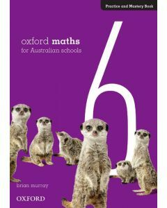 Oxford Maths Practice & Mastery Book Year 6