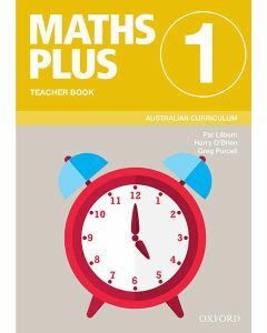 Maths Plus Australian Curriculum Teacher Book 1, 2020