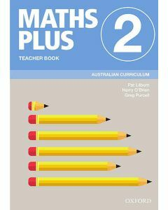 Maths Plus Australian Curriculum Teacher Book 2, 2020