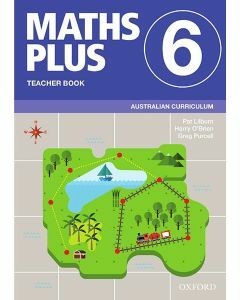 Maths Plus Australian Curriculum Teacher Book 6, 2020