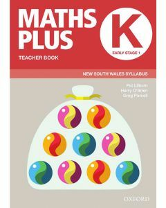 Maths Plus NSW Syllabus Teacher Book K, 2020