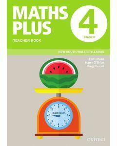 Maths Plus NSW Syllabus Teacher Book 4, 2020