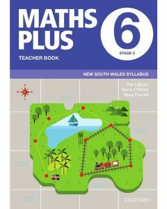 Maths Plus NSW Syllabus Teacher Book 6, 2020