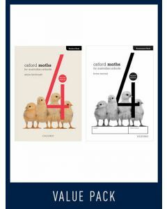 Oxford Maths Student and Assessment Book 4 Value Pack (2nd Edition)