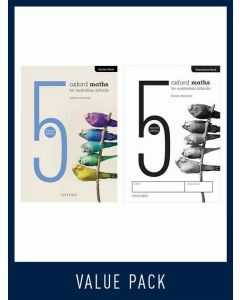 Oxford Maths Student and Assessment Book 5 Value Pack (2nd Edition)