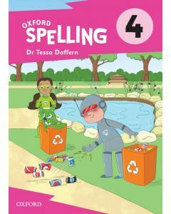 Oxford Spelling Student Book Year 4