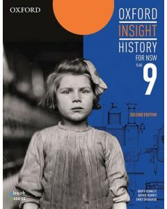 Oxford Insight History for NSW (2E) Year 9 Student Book + obook assess