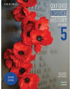 [Pre-order] Oxford Insight History for NSW (2E) Stage 5 Student Book + obook assess [Due Dec 2020]