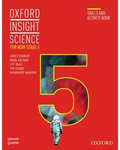 Oxford Insight Science for NSW Stage 5 (2E) Skills and Activity Book