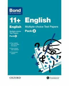 Bond 11+: English: Multiple-choice Test Papers Pack 2