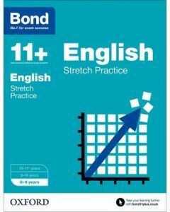 Bond 11+: English: Stretch Practice for 8 to 9 years