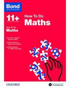 Bond 11+: How to Do Maths