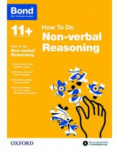 Bond 11+: How to Do Non-verbal Reasoning
