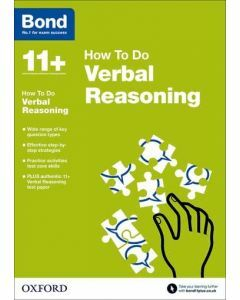 Bond 11+: How to Do Verbal Reasoning
