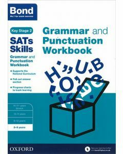 Bond SATs Skills: Grammar and Punctuation Workbook for 8 to 9 years