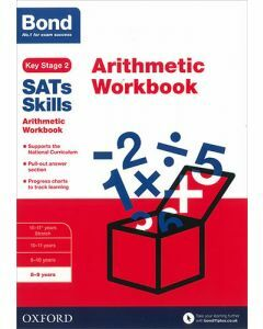 Bond SATs Skills: Arithmetic Workbook for 8 to 9 years