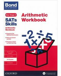 Bond SATs Skills: Arithmetic Workbook for 9 to 10 years