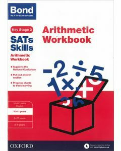 Bond SATs Skills: Arithmetic Workbook for 10 to 11 years