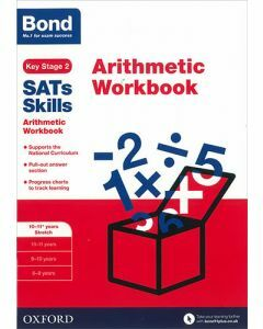 Bond SATs Skills: Arithmetic Workbook for 10 to 11+ years stretch