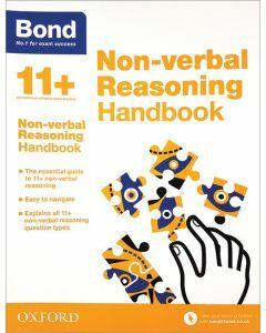 Bond 11+: Non-verbal Reasoning Handbook