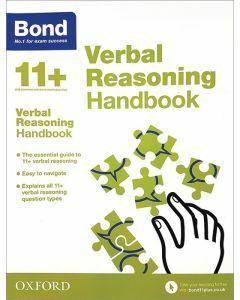Bond 11+: Verbal Reasoning Handbook