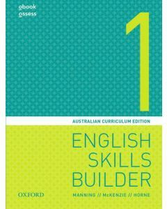 English Skills Builder 1 AC Edition Student Book + obook/assess (4ed)
