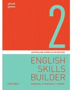 English Skills Builder 2 AC Edition Student book + obook assess (4ed)