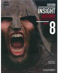 Oxford Insight History 8 AC for NSW Student book + obook assess