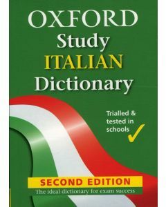 Oxford Study Italian Dictionary 2e (Available to Order)