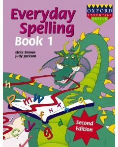 Everyday Spelling Book 1 Second Edition