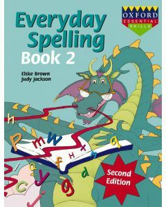 Everyday Spelling Book 2 Second Edition