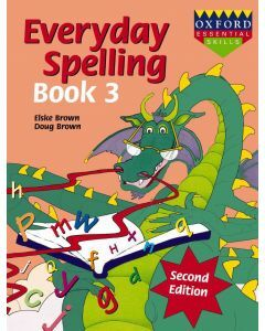 Everyday Spelling Book 3 Second Edition