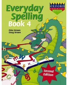 Everyday Spelling Book 4 Second Edition
