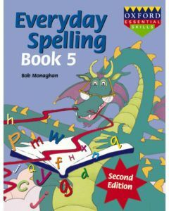 Everyday Spelling Book 5 Second Edition