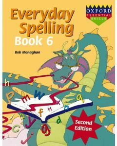 Everyday Spelling Book 6 Second Edition