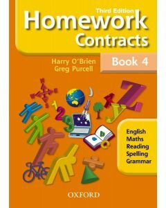 Homework Contracts Book 4 Third Edition
