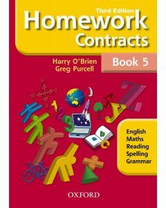 Homework Contracts Book 5 Third Edition