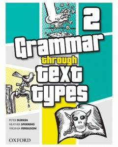 Grammar Through Text Types 2