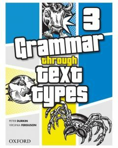 Grammar Through Text Types 3