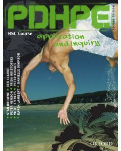 PDHPE Application And Inquiry 2ed Hsc