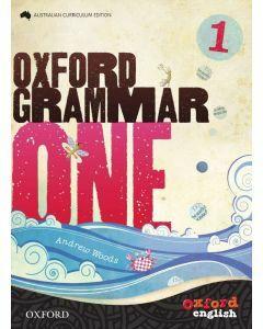 Oxford Grammar 1 Australian Curriculum Edition