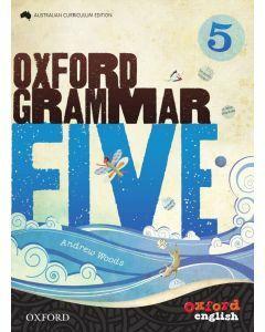 Oxford Grammar 5 Australian Curriculum Edition