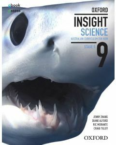 Oxford Insight Science 9 AC for NSW Student book + obook/assess