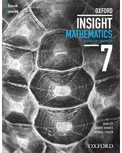 Oxford Insight Mathematics 7 AC for NSW Student Book + obk/as