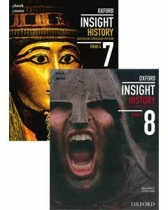 Oxford Insight History AC for NSW SB + obook/assess Stg 4 Pack