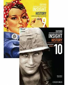 Oxford Insight History AC for NSW Student Book + obook/assess Stage 5 Pack