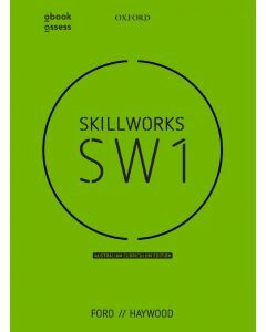 Skillworks 1 Australian Curriculum Edition Student Book + obook assess