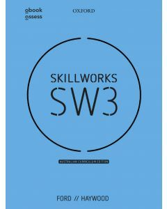 Skillworks 3 Australian Curriculum Edition Student Book + obook assess