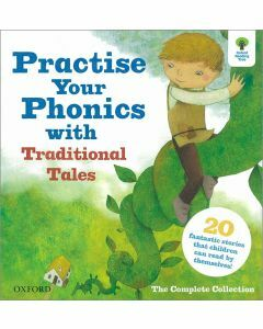 Practise Your Phonics with Traditional Tales Complete Collection (21 Books Slipcase)